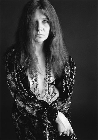 Janis Joplin 'Beaded Cape'